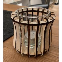 Teelichtkörbchen